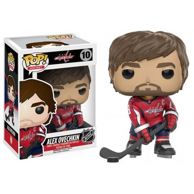 Buy Pop! NHL - Alex Ovechkin (Washington Capitals) and more Great Funko & POP! Products at 401 Games