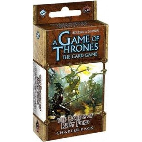 Game of Thrones Living Card Game - The Battle of Ruby Ford (Revised)