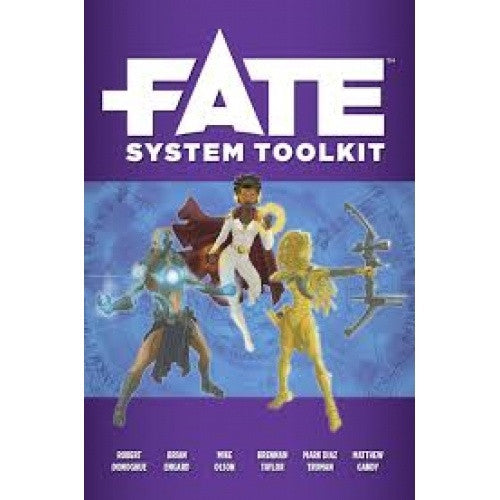 Fate - System Toolkit - 401 Games