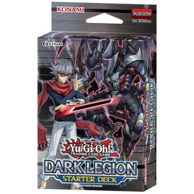 Buy Yugioh - Dark Legion Starter Deck and more Great Yugioh Products at 401 Games