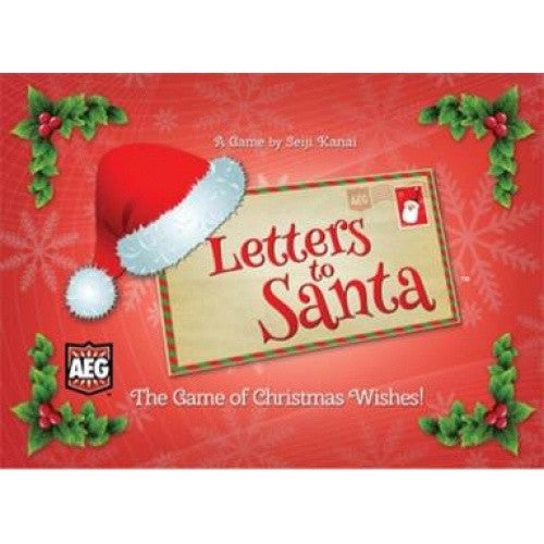 Letters to Santa (Bagged Version)