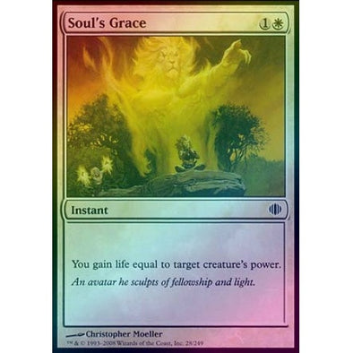 Soul's Grace (Foil) (ALA) available at 401 Games Canada