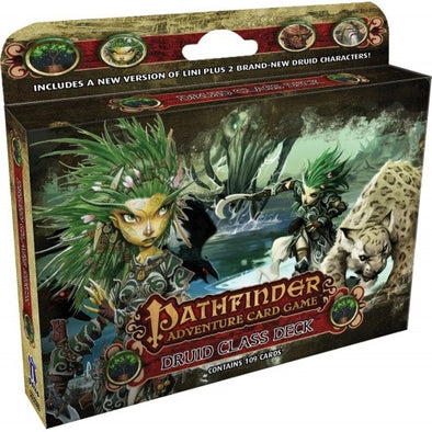 Buy Pathfinder Adventure Card Game - Druid Class Deck and more Great Board Games Products at 401 Games