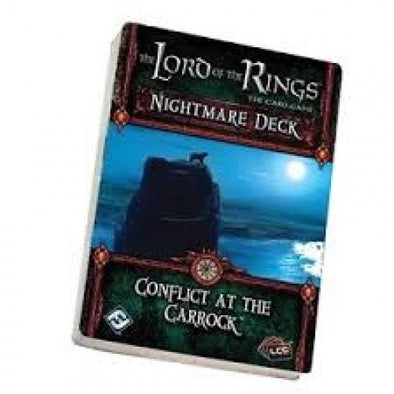 Lord of the Rings Living Card Game - Conflict At The Carrock Nightmare Deck - 401 Games