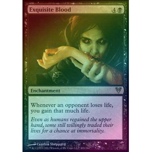 Exquisite Blood (Foil) (AVR) available at 401 Games Canada