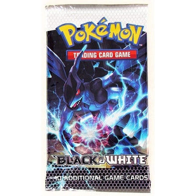 Buy Pokemon - Black and White Booster Pack and more Great Pokemon Products at 401 Games