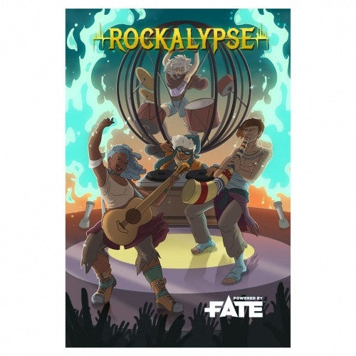 Buy Rockalypse and more Great RPG Products at 401 Games