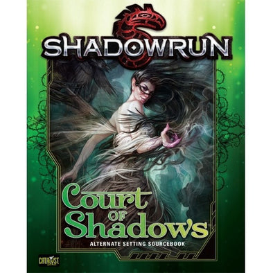 Shadowrun 5th Edition - Court of Shadows available at 401 Games Canada
