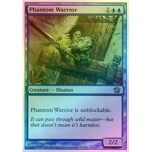 Phantom Warrior (Foil) available at 401 Games Canada