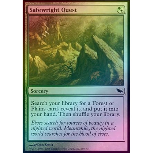 Safewright Quest (Foil)