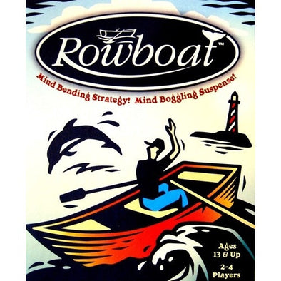 Buy Rowboat and more Great Board Games Products at 401 Games
