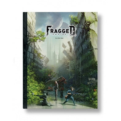 Fragged Empire - Core Rulebook - 401 Games