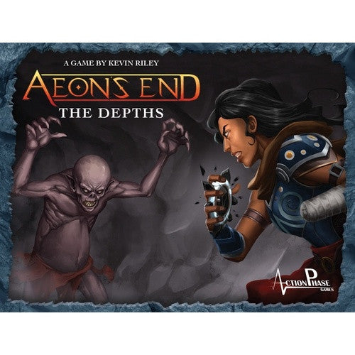 Aeon's End - The Depths Expansion - Second Edition - 401 Games