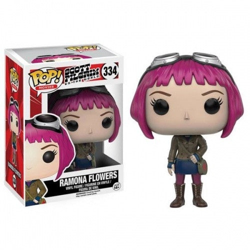 Buy Pop! Scott Pilgrim Vs. The World - Ramona Flowers and more Great Funko & POP! Products at 401 Games