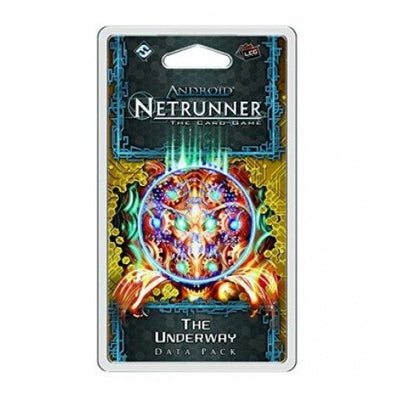 Android: Netrunner LCG - The Underway - 401 Games
