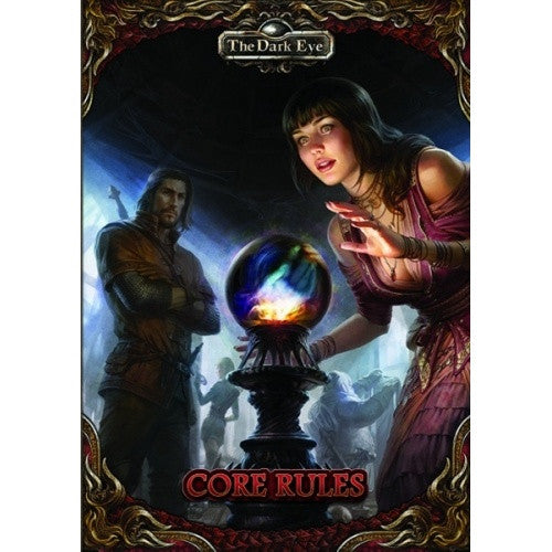 The Dark Eye - Core Rulebook (Digest Size) - 401 Games