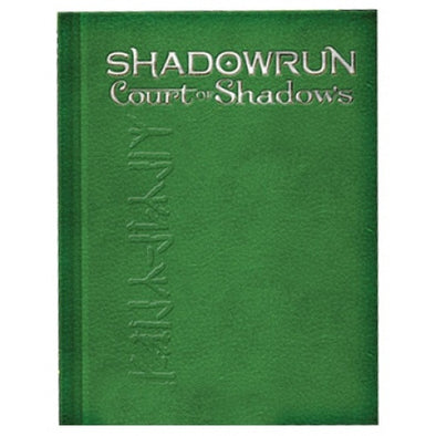 Shadowrun 5th Edition - Court of Shadows Limited Edition - 401 Games
