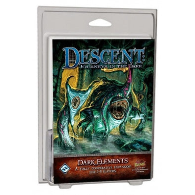 Descent - 2nd Edition - Dark Elements - 401 Games