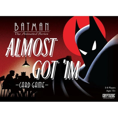Batman: The Animated Series - Almost Got 'Im - 401 Games