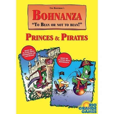 Bohnanza - Princes and Pirates - 401 Games