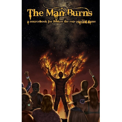 Buy Seeker - The Man Burns and more Great RPG Products at 401 Games