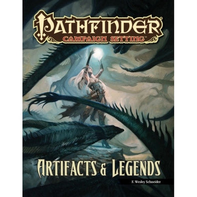 Buy Pathfinder - Campaign Setting - Artifacts and Legends and more Great RPG Products at 401 Games