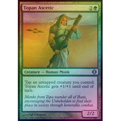 Topan Ascetic (Foil) (ALA) available at 401 Games Canada