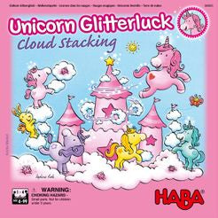 Unicorn Glitterluck - Cloud Stacking - 401 Games