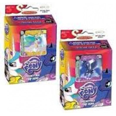Buy MLP CCG My Little Pony Canterlot Nights Theme Deck - Luna & Dash and more Great My Little Pony Products at 401 Games
