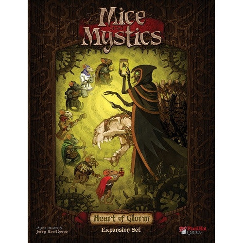 Mice and Mystics - Heart of Glorm Expansion - 401 Games