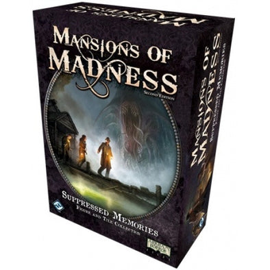 Mansions of Madness 2nd Edition - Suppressed Memories - 401 Games