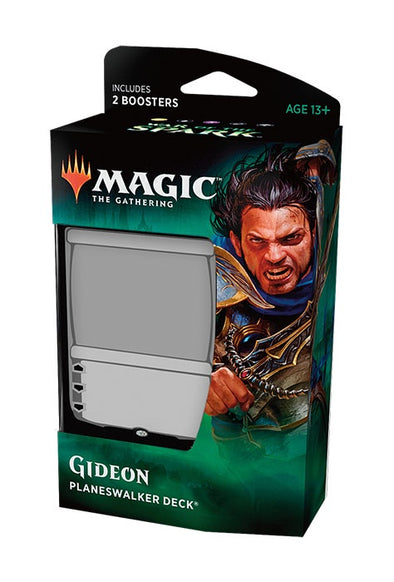 Buy MTG - War of the Spark - Planeswalker Deck - Gideon and more Great Magic: The Gathering Products at 401 Games