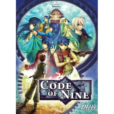 Buy Code of Nine and more Great Board Games Products at 401 Games