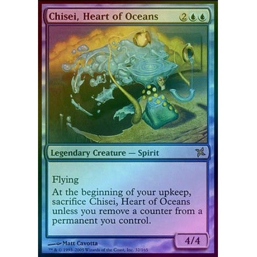Chisei, Heart of Oceans (Foil) (BOK) available at 401 Games Canada
