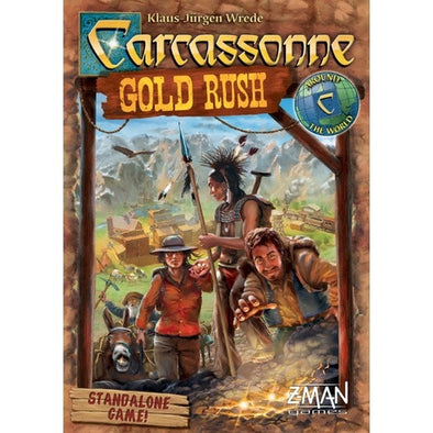 Carcassonne - Gold Rush - 401 Games