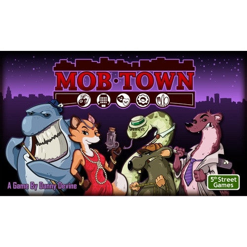 Mob Town - 401 Games