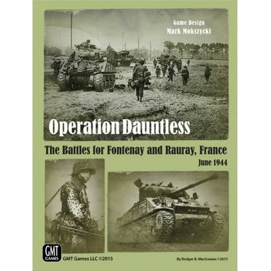 Operation Dauntless - 401 Games