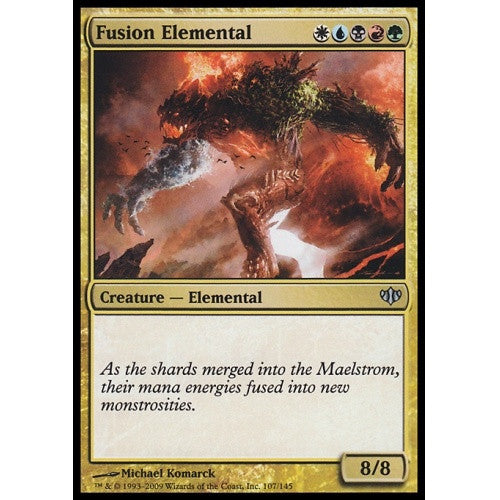 Fusion Elemental (CON) available at 401 Games Canada
