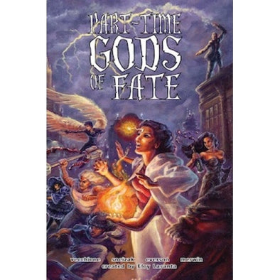 Fate - Part Time Gods of Fate (Softcover) - 401 Games