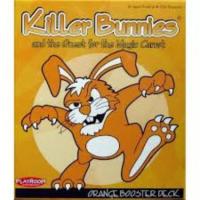 Killer Bunnies Orange Booster Deck - 401 Games
