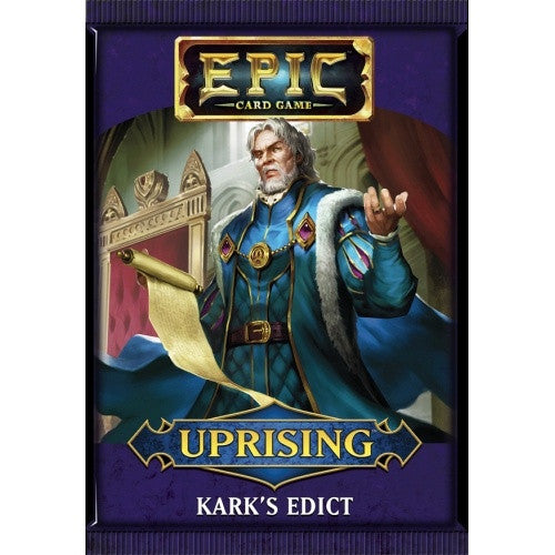 Epic Card Game - Uprising - Kark's Edict available at 401 Games Canada