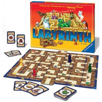 Labyrinth - 401 Games