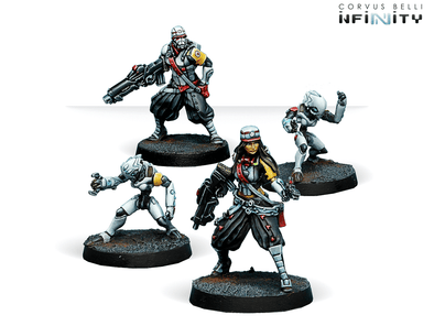 Infinity - NA2 - JSA Support Pack - 401 Games