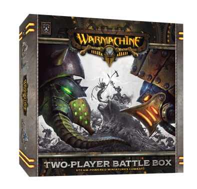 Buy Warmachine - Two-Player Battle Box and more Great Tabletop Wargames Products at 401 Games