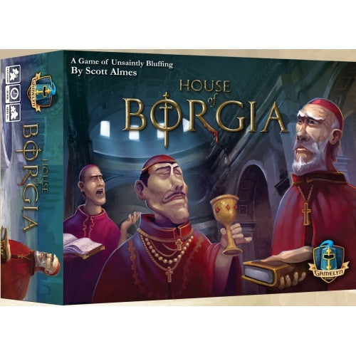 House of Borgia - 401 Games