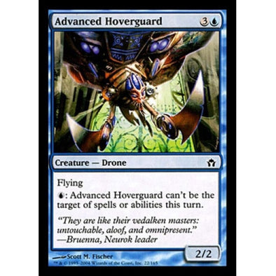 Buy Advanced Hoverguard (5DN) and more Great Magic: The Gathering Products at 401 Games