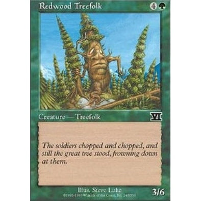 Redwood Treefolk - 401 Games