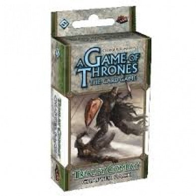 Buy Game of Thrones Living Card Game - Trial by Combat and more Great Board Games Products at 401 Games