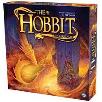 Lord of the Rings - The Hobbit Board Game - 401 Games