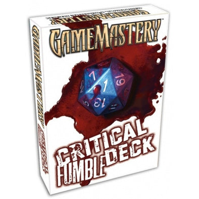 Pathfinder - Cards - Critical Fumble Deck - 401 Games